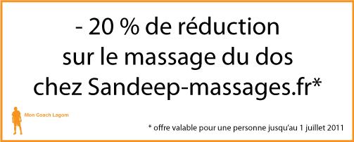 comment faire un massage sensuel du dos Boulogne-Billancourt