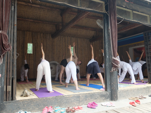 cours yoga pekin