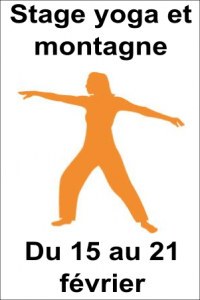 stage yoga montagne