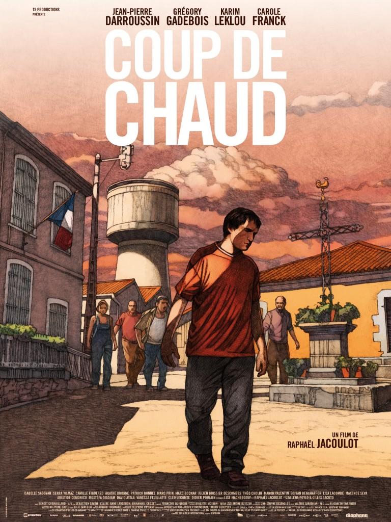COUP DE CHAUD affiche