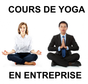 Cours yoga entreprise