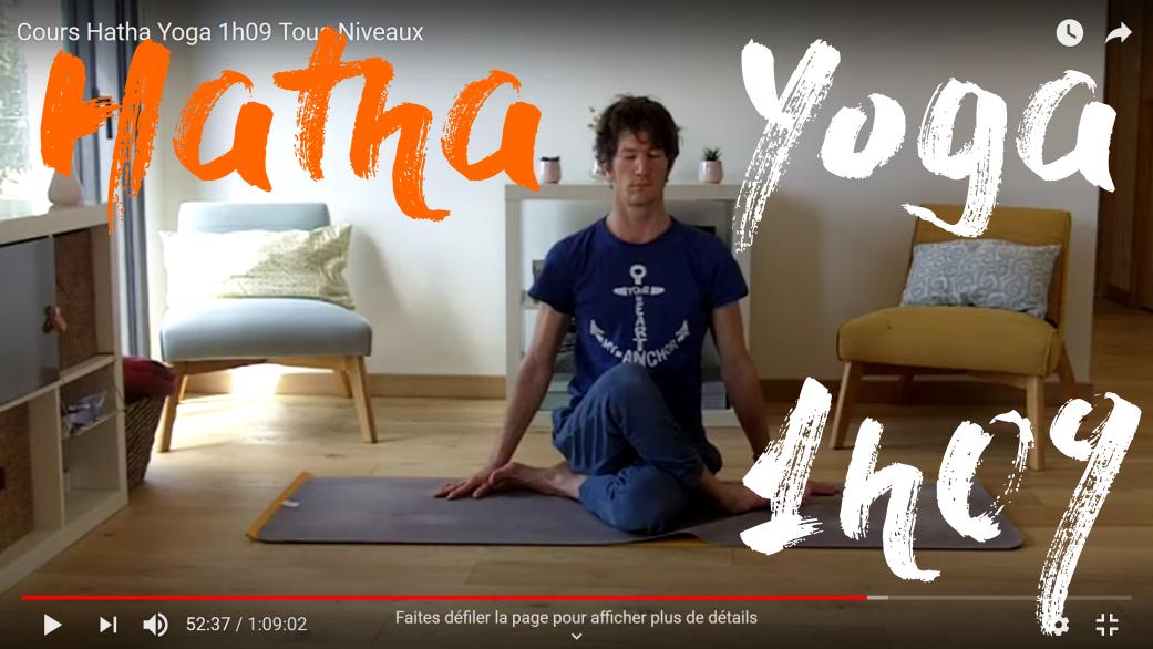 hatha yoga 1h09